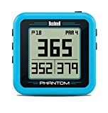 Bushnell Phantom Golf GPS, 368822, blau, Einheitsgröße