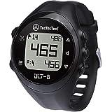 TecTecTec ULT-G GPS-Golf-Armbanduhr, vorgeladene weltweite Golfplätze, leicht, einfach, einfach zu bedienende Golfuhr