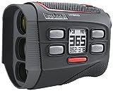 Bushnell Unisex Hybrid Laser GPS Entfernungsmesser, Schwarz/Rot, Einheitsgröße