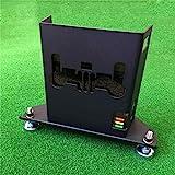 COOLESTT Metall schutzge häuse Schutzkäfig Schutzeinheit Metal Protective Case für Skytrak Golf Launch Monitor