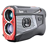 Bushnell Golf Tour V5 Shift Laser Entfernungsmesser, Grau/Rot, Einheitsgröße*
