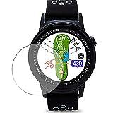 Vaxson 3 Stück Schutzfolie, kompatibel mit GOLFBUDDY aim W10 Golf GPS, Displayschutzfolie TPU Folie [nicht Panzerglas]