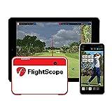 FlightScope Mevo+ Tragbarer persönlicher Startmonitor und Simulator für Golf