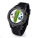 Golf Buddy Aim W10 GPS Watch aim W10 Golf GPS Uhr, Schwarz, Medium